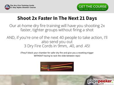 21-das-clickbank – 21 Day Alpha Shooter