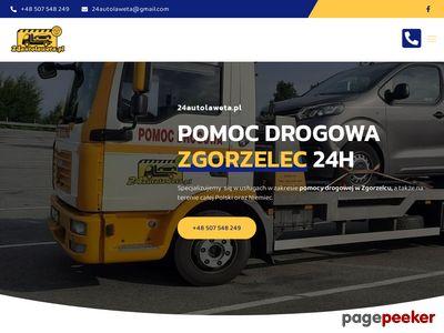 24autolaweta - pomoc drogowa