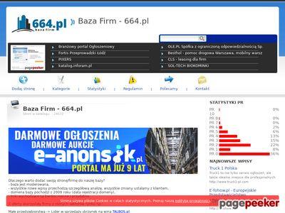 Moderowana baza firm