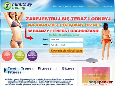 7 Minutowy Trening