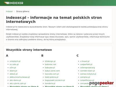 Moderowany katalog polskich stron internetowych