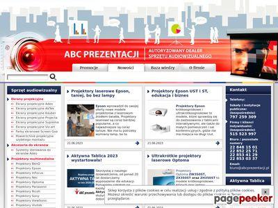 Tablice Interaktywne - ABC Prezentacji