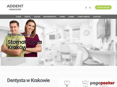 Stomatologia Kraków | addent.pl