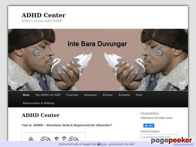 ADHD Center - http://adhdcenter.n.nu