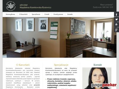 Kancelaria prawna Magdalena Kramkowska- Rysiewicz