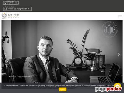 Kancelaria Adwokacka Wojciecha Borowika