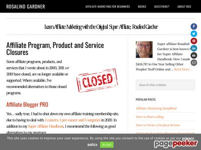 Affiliate Blogger PRO – Do What You Love. Share Your Passion. Make Money Online.