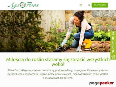 Szkółka roślin Agaflora.pl