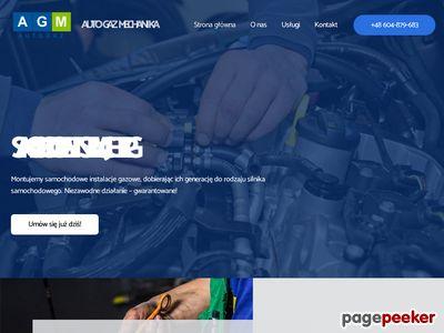 Auto-Gaz-Mechanika naprawa instalacji
