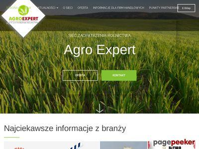 Http://agroexpert.eu : sieć sprzedaży nawozów