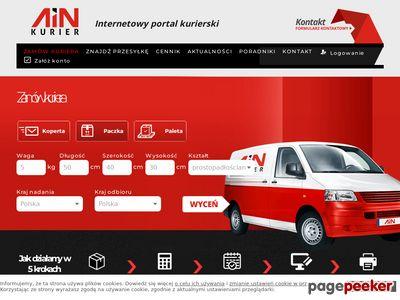 AIN Kurier – Tanie przesyłki międzynarodowe