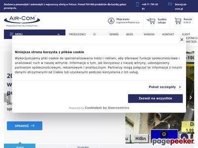 Air-Com Pneumatyka – Automatyka s.c