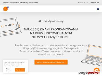 Nauka programowania - akademia108.pl