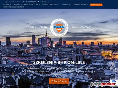 BHP w Warszawie
