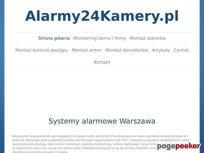 Kamery Warszawa