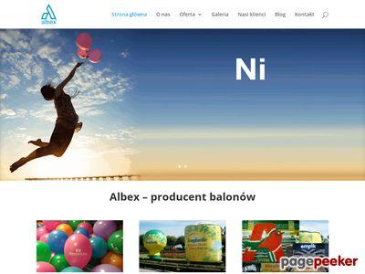 Odzież reklamowa - Albex