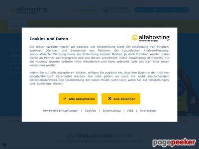 Alfahosting