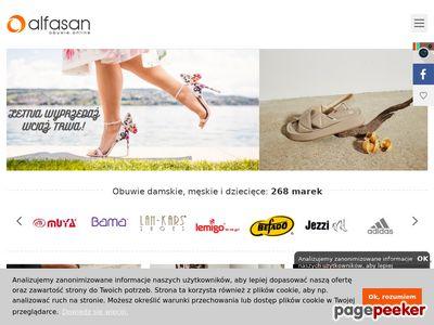 Botki damskie - alfasan.pl