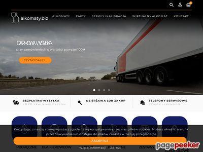 Alkomaty Amii - Numer 1 w Polsce