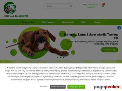 ALMA WET lecznica dla zwierząt piaseczno