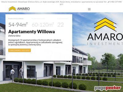 Deweloper Amaro Investment