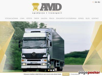 AMD Transport Spedycja Białystok