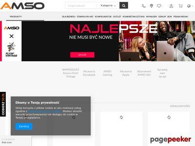 Amso.pl laptopy poleasingowe