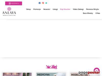 Www.analya.pl-manicure Otwock