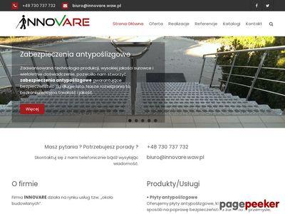 Innovare - Maty antypoślizgowe, Zabezpieczenia antypoślizgowe