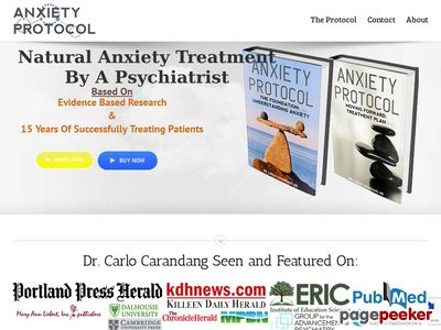 Home - Anxiety Protocol