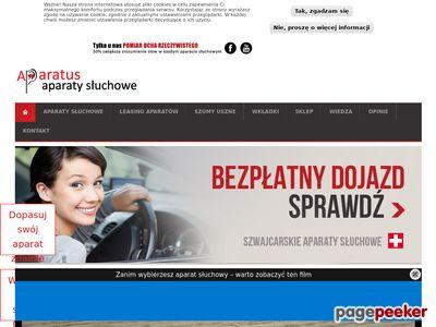 Aparaty słuchowe Wrocław