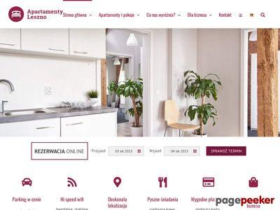 Hotele Leszno - Apartamenty Leszno