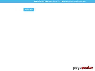 Modrzejewska apartamenty