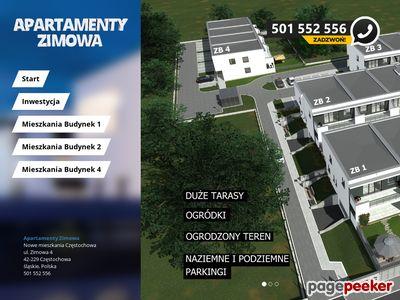 Apartamenty Zimowa