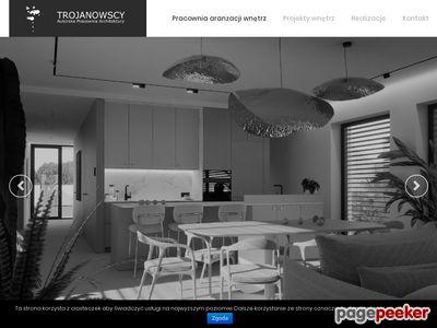 Projektowanie wnętrz w Bydgoszczy - Apa Trojanowscy