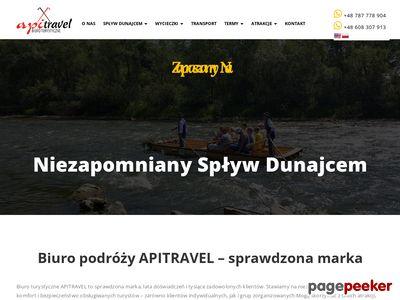 Zakopane spływ dunajcem - api-travel.pl