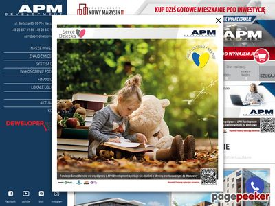 Deweloper w Warszawie najlepiej APM Development