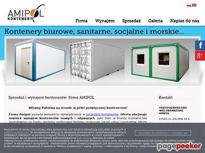 AMIPOL kontenery używane