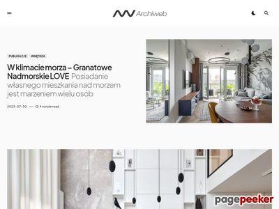 Portal dla architektów - archiweb.pl