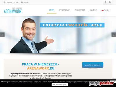 ArenaWork.eu - praca w Niemczech