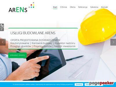 Usługi budowlane Arens