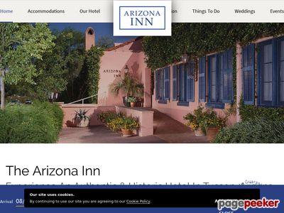 Arizona Inn Screenshot