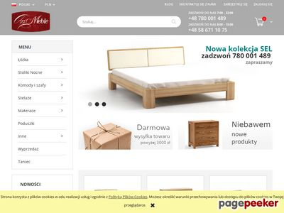 http://arsmeble.pl | materace Rumia