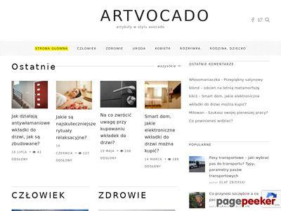 Zobacz jak poradzić sobie z opuchlizną na Artvocado.pl