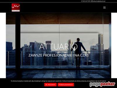 Attuario.pl - wycena spółki