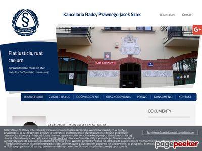 Auctor JS prawnik prawo budowlane toruń