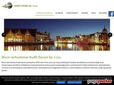 AUDIT-SYCOM biura rachunkowe trójmiasto