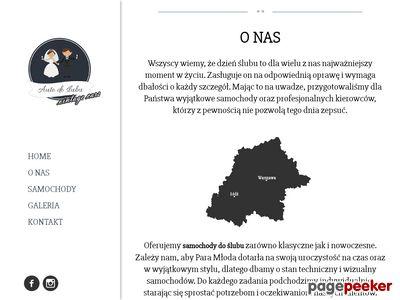 Http://auto-do-slubu-lodz.pl - Samochód do ślubu