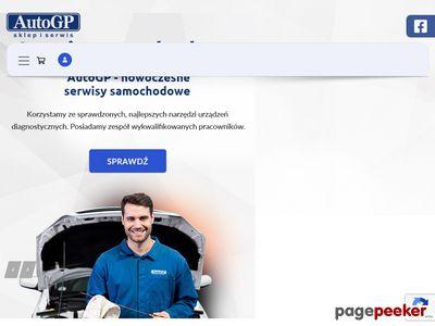 AutoGP Gliwice | Sklep i serwis samochodowy