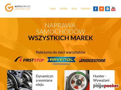 Autoservice Grabowiecki
